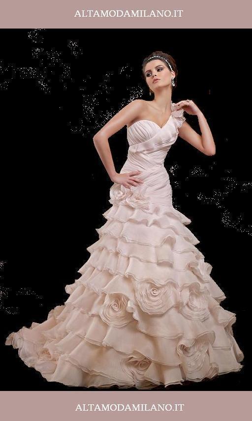 cf26883c0bc02 Abiti sposa rosa romantici ed unici vestiti colorati L u0027abito da sposa  rosa è molto più frequente trovarlo in tonalità pallide o con particolari e  ...